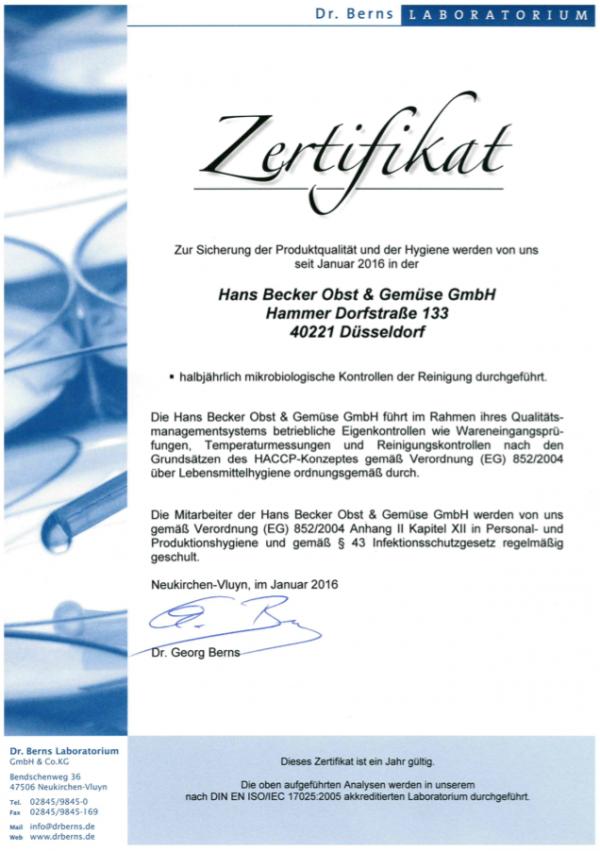 zertifikat-zur_sicherung_der_produktqualitaet_und_Hygiene_bei_obst_und_gemuese